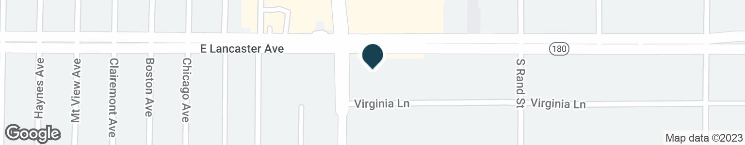 Google Map of4200 E LANCASTER AVE