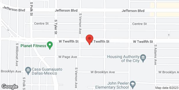 724 W 12th Street Dallas TX 75208