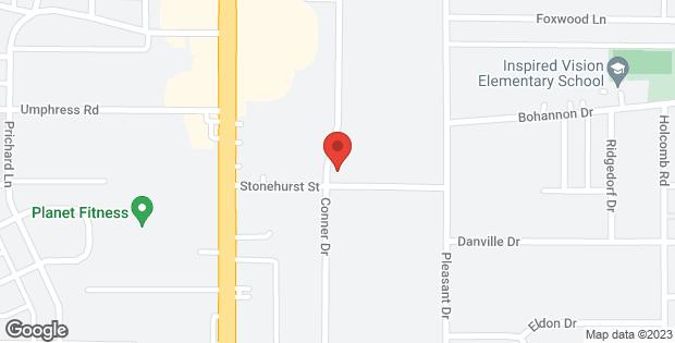 8203 Stonehurst Street Dallas TX 75217