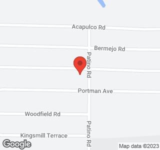 7632 Castillo Road