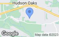 Map of Hudson Oaks, TX