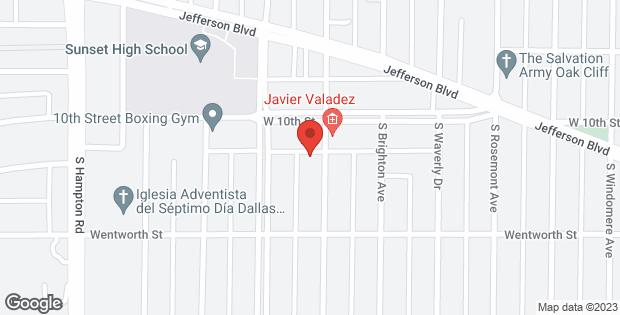 115 S Marlborough Avenue Dallas TX 75208