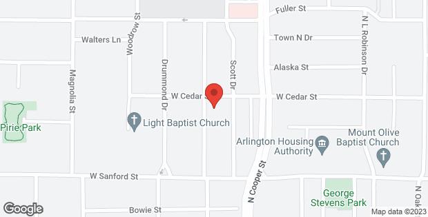 721 Gardiner Street Arlington TX 76012