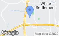 Map of White Settlement, TX