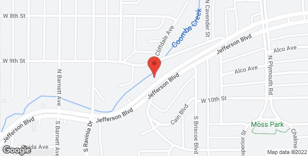2851 W Jefferson Boulevard Dallas TX 75211