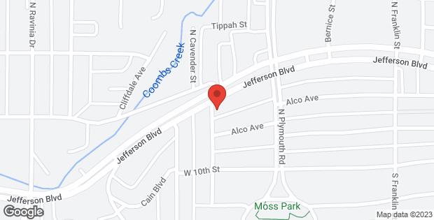 2742 W Jefferson Boulevard Dallas TX 75211