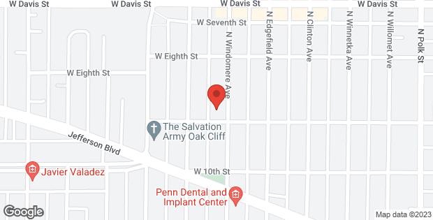 205 N Windomere Avenue Dallas TX 75208