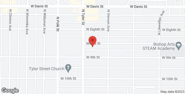 824 Melba Street Dallas TX 75208