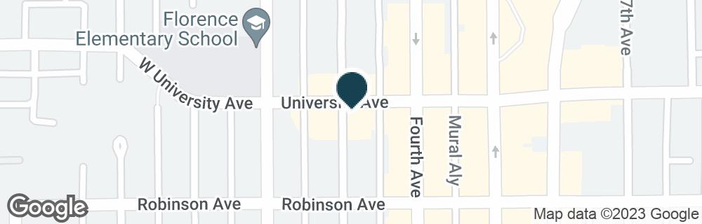 Google Map of301 UNIVERSITY AVE