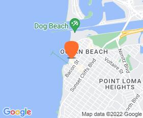 OB Surf Lodge Location