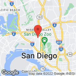Acupuncture Clinic Of San Dieg on the map