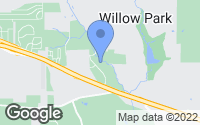 Map of Willow Park, TX