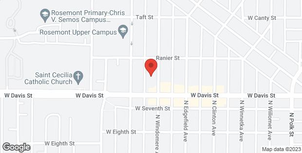 619 N Windomere Avenue Dallas TX 75208