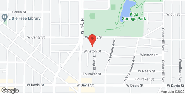 837 Winston Street Dallas TX 75208