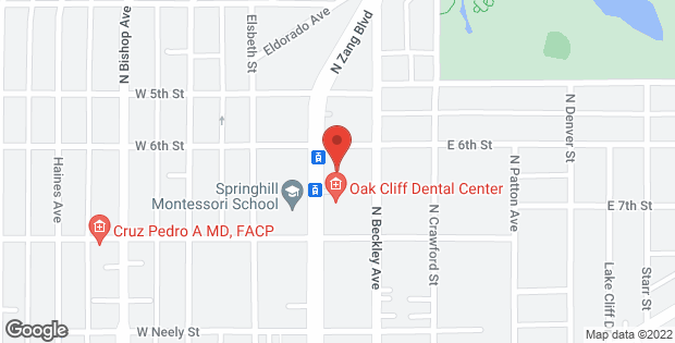 830 N Zang Boulevard #1206 Dallas TX 75208