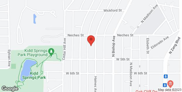 1023 Haines Avenue Dallas TX 75208
