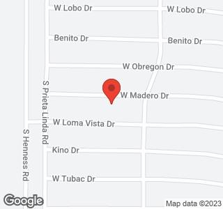 12601 W MADERO Drive