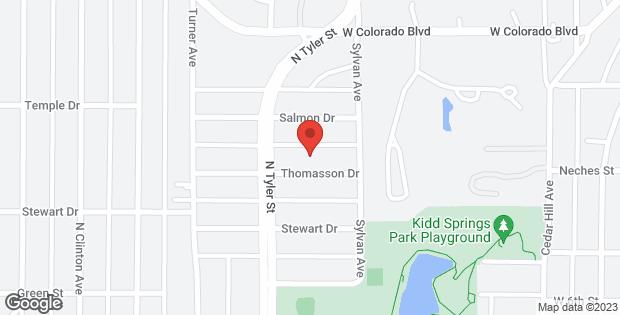 825 Thomasson Drive Dallas TX 75208