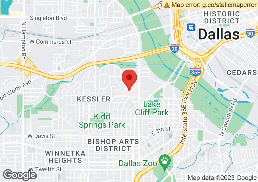 Google Map of 221 W COLORADO BLVD