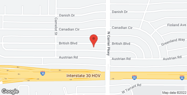 1105 British Boulevard Grand Prairie TX 75050