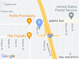 Map of FurTheLoveOfYourPet Dog Boarding options in San Diego | Boarding