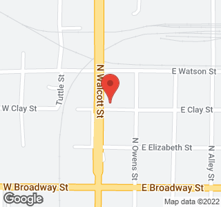101 E Clay Street