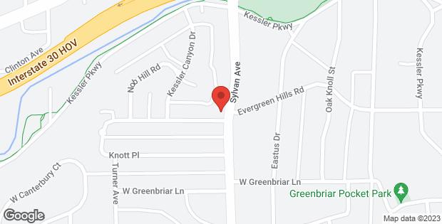 805 Evergreen Hills Road Dallas TX 75208