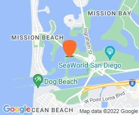 Hyatt Mission Bay Location