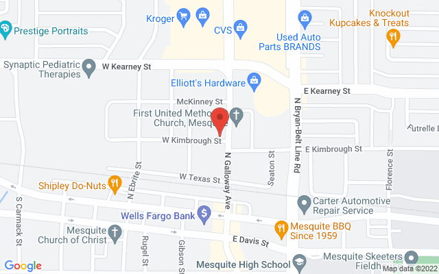 static image of 303 N. Galloway Ave., Suite A, Mesquite, Texas