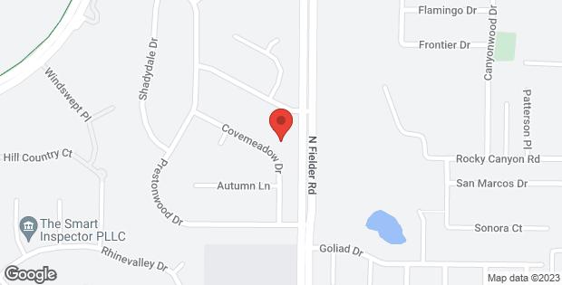 1701 Covemeadow Drive Arlington TX 76012