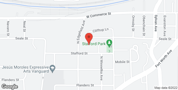 1219 Stafford Street Dallas TX 75208