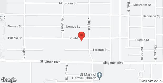 1814 Pueblo Street Dallas TX 75212