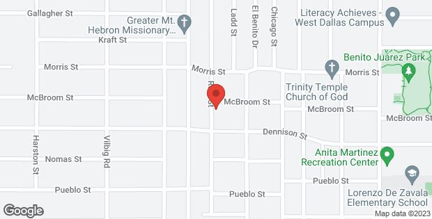 1524 Mcbroom Street Dallas TX 75212