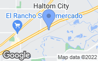 Map of Haltom City, TX