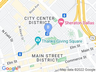Map of Good Day Pet Sitters Dog Boarding options in Dallas | Boarding