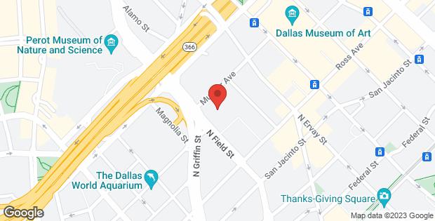 1800 N. Field St #4301 Dallas TX 75202