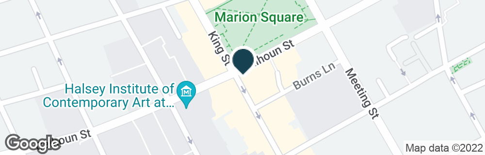 Google Map of380 KING ST
