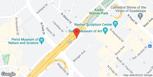 2023 N Akard Street #1601 Dallas TX 75201