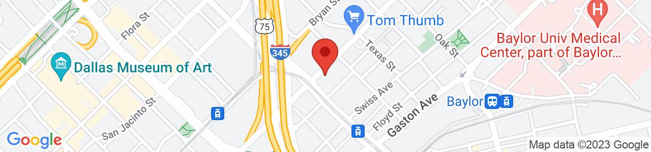 Latino Cultural Center, Live Oak Street, Dallas, TX, USA
