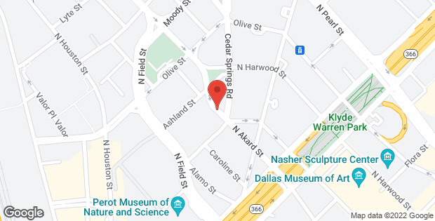 2321 N Akard Street #901 Dallas TX 75201