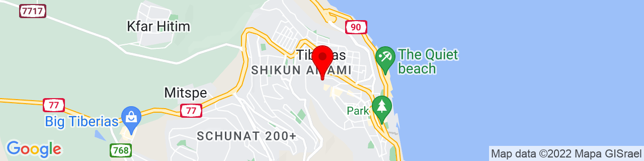 Google Map of 32.7922, 35.53124