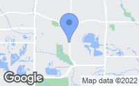 Map of Irving, TX