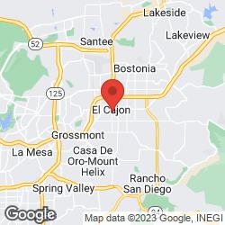 El Cajon City Hall on the map