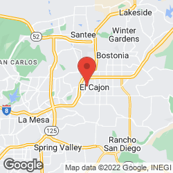 Calvary Chapel El Cajon on the map