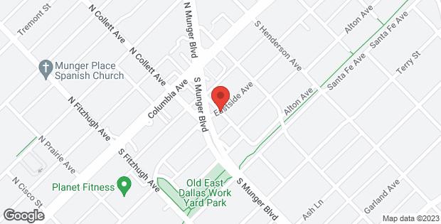 5100 East Side Avenue Dallas TX 75214