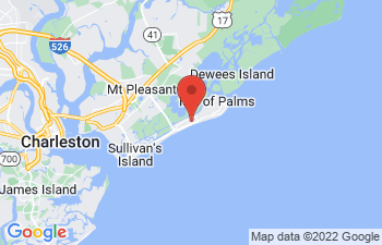 Map of Isle of Palms