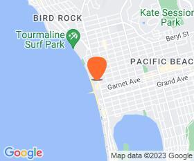 Duck Dive Location
