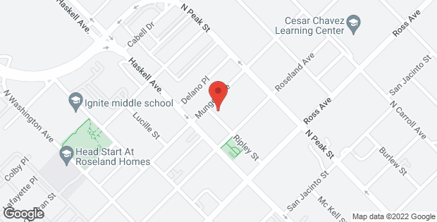 4200 Munger Avenue Dallas TX 75204