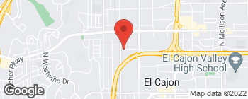 Map of 767 Arnele Ave in El Cajon
