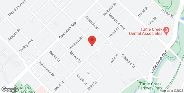 2727 Hood Street #105 Dallas TX 75219